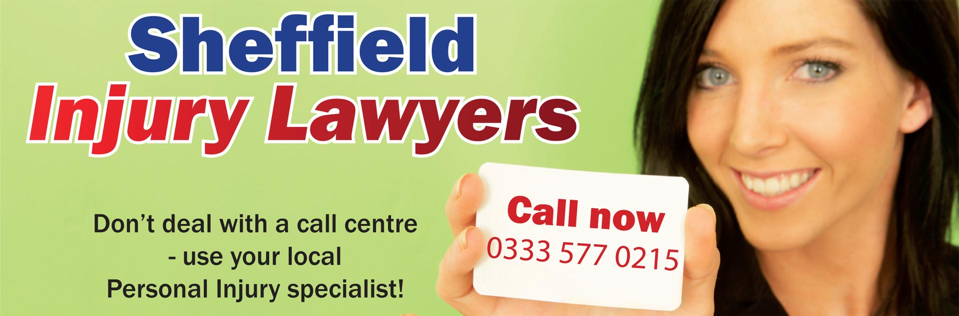 Sheffield Injury Lawyers